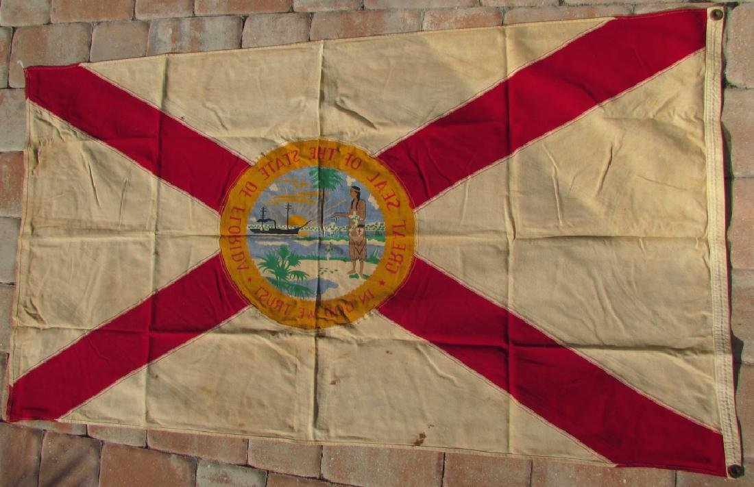 US FLORIDA FLAG STATE GREAT SEAL SHERRITT - 3
