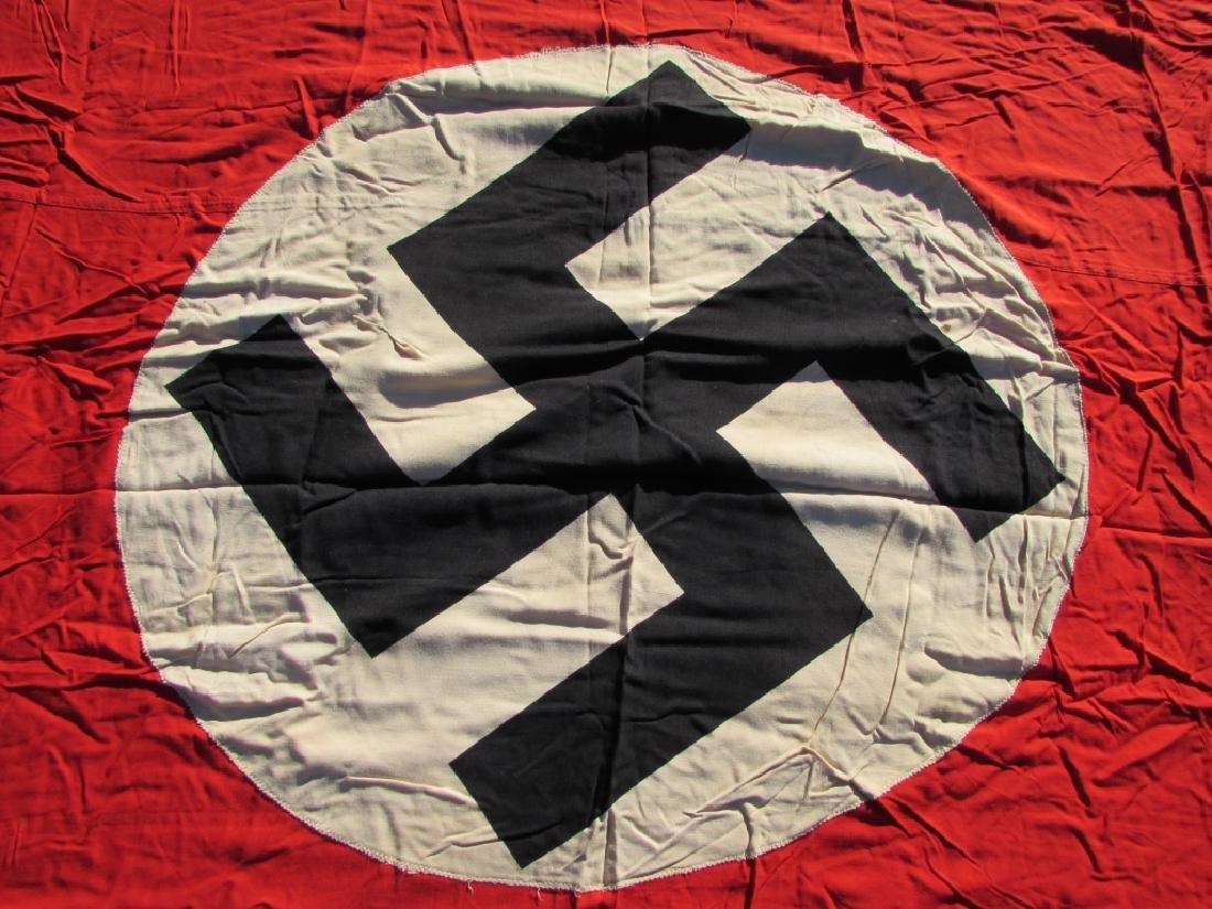 WWII NAZI FLAG NSDAP SWASTIKA - 2