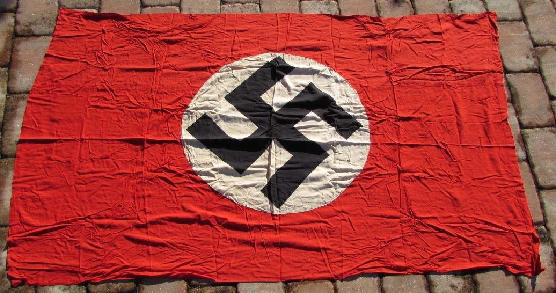 WWII NAZI FLAG NSDAP SWASTIKA - 4