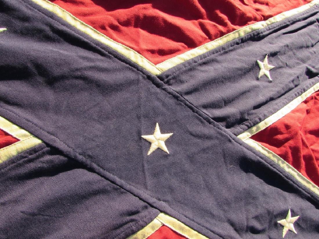 US CONFEDERATE FLAG VIRGINIA BATTLE REBEL NAVY JAC - 2
