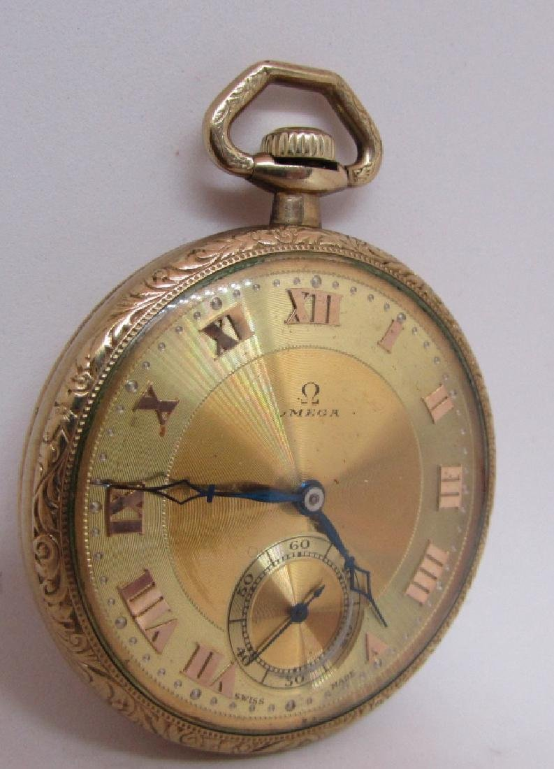 OMEGA POCKET WATCH - 2