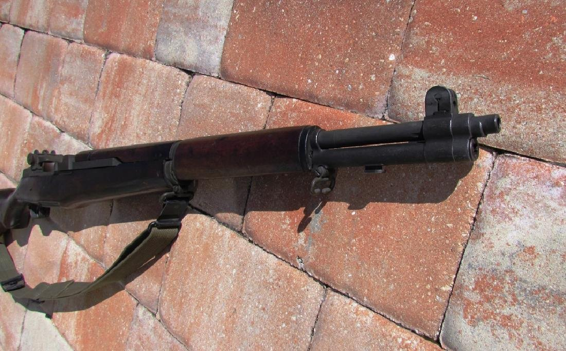 SPRINGFIELD US M1 GARAND RIFLE 30 CAL w KIT WWII - 2
