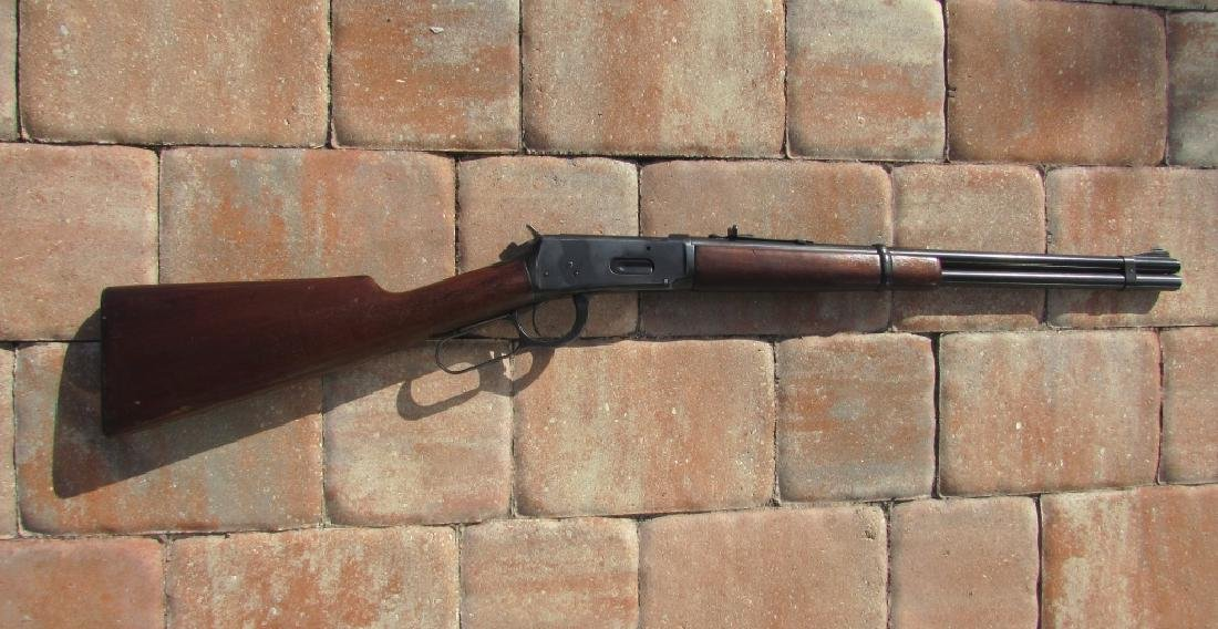 WINCHESTER MOD 94 32 WS LEVER ACTION RIFLE