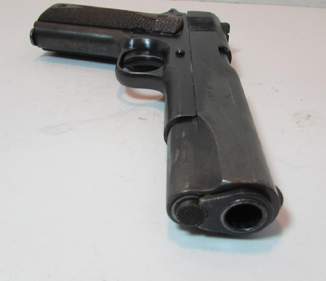 1914 COLT ARMY 1911 45 ACP PISTOL MILITARY WWI - 5