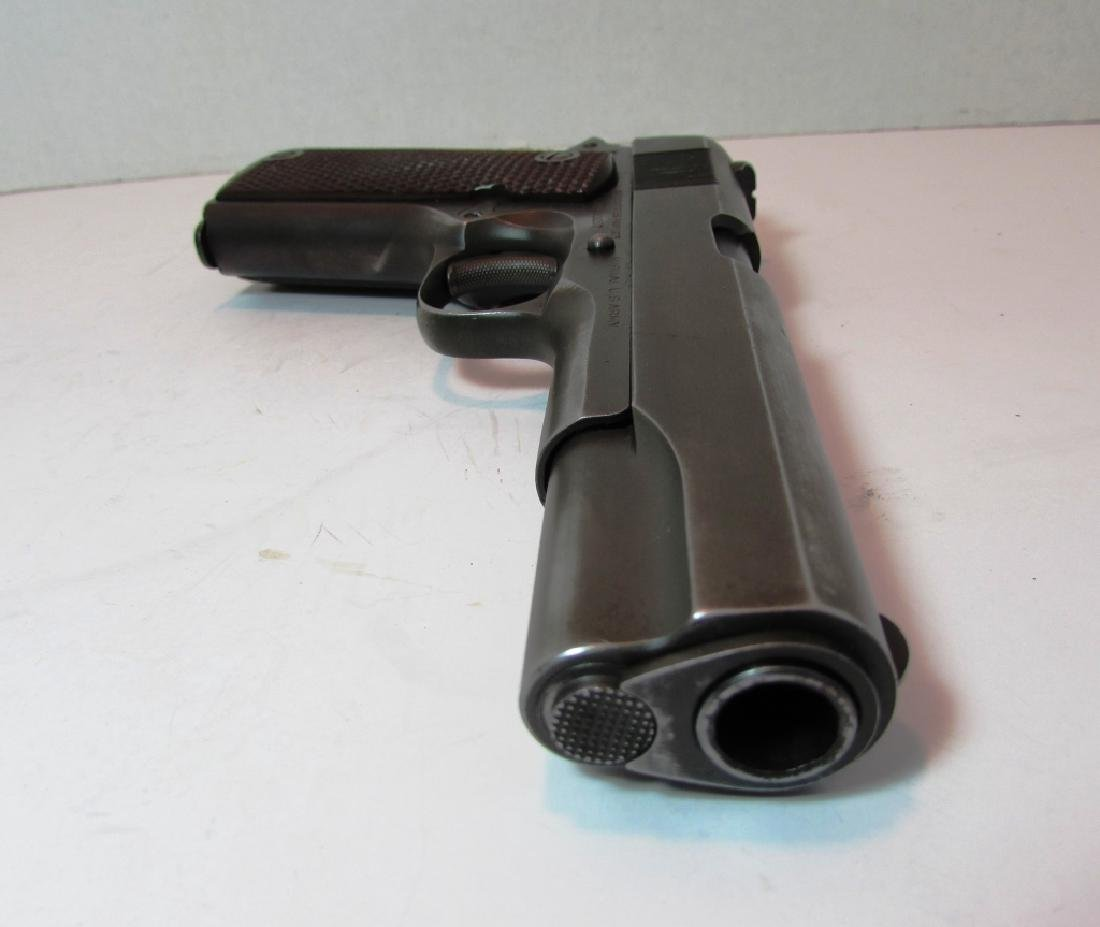 1944 COLT 1911 A1 ARMY US PROPERTY MILITARY PISTOL - 5