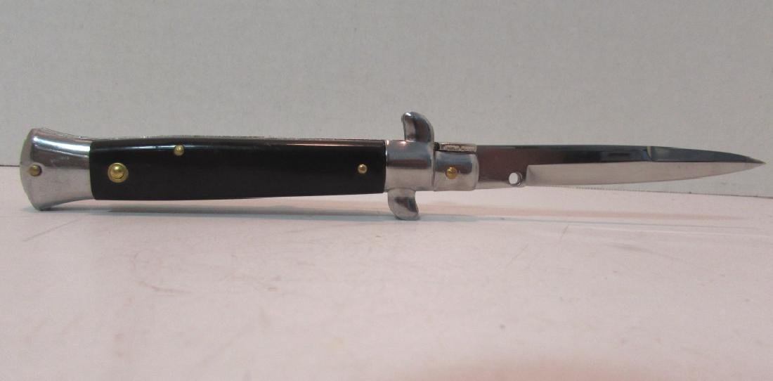 MILANO AUTOMATIC PUSH-BUTTON SWITCHBLADE KNIFE - 4