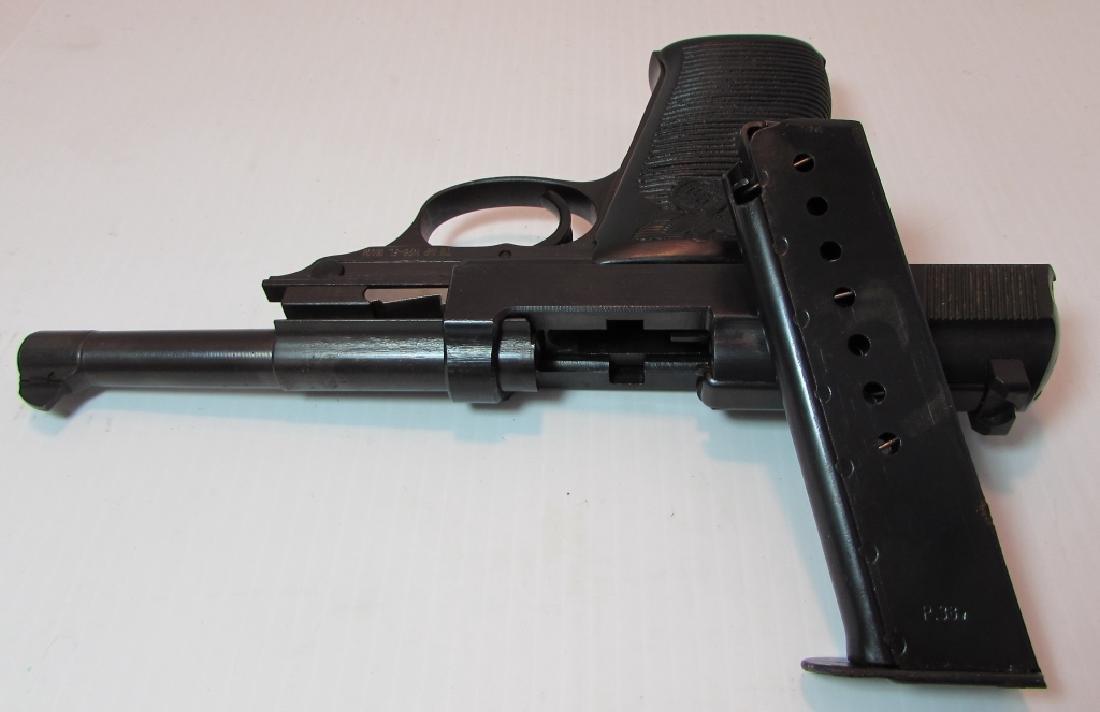 1943 MAUSER P38 9mm PISTOL PARTY GRIPS HANDGUN - 5