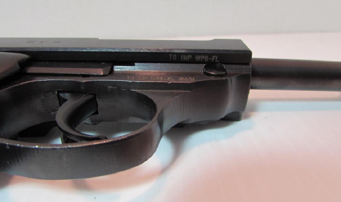 1943 MAUSER P38 9mm PISTOL PARTY GRIPS HANDGUN - 7