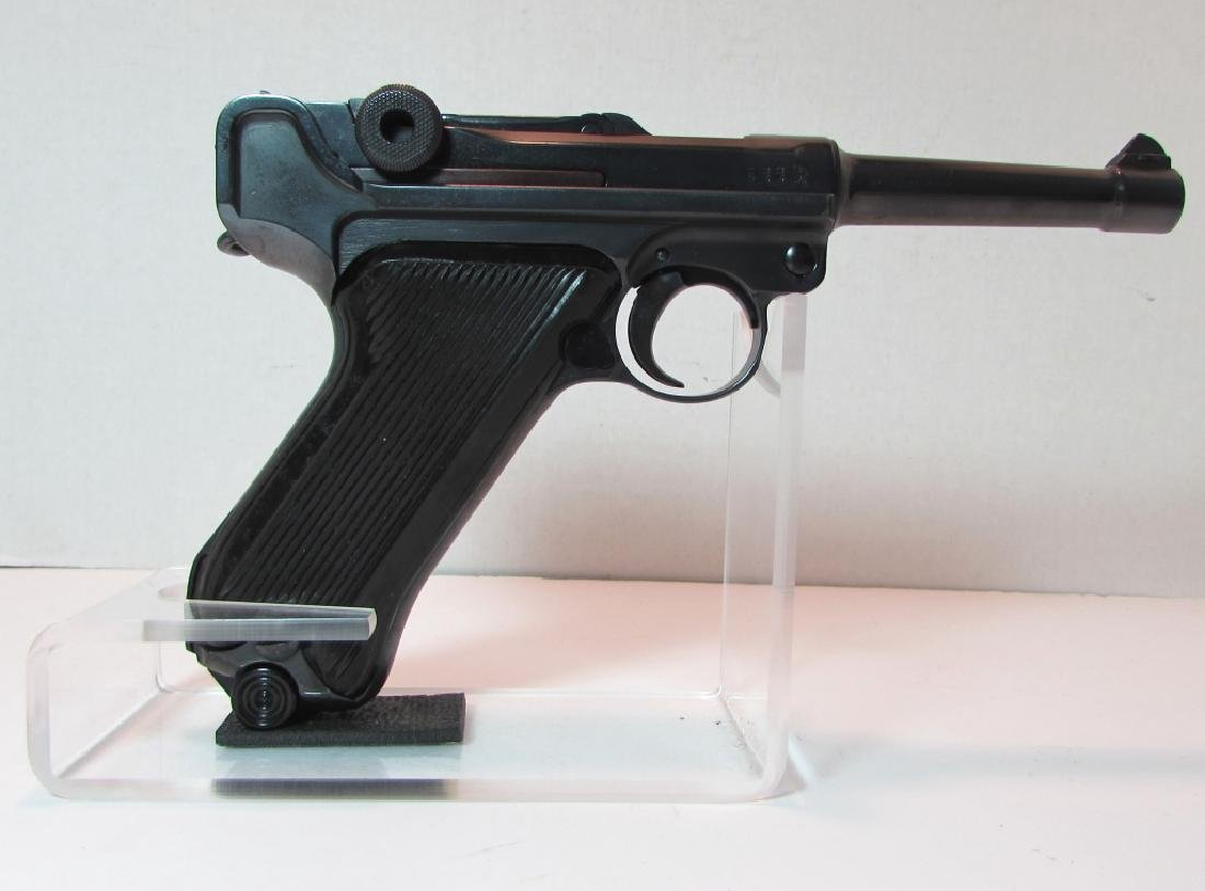 1915 DWM P08 GERMAN LUGER 9mm HANDGUN MATCHING