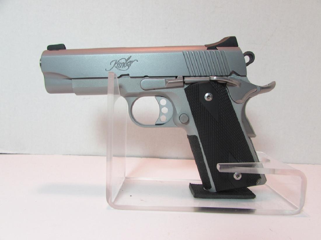 KIMBER COMPACT STAINLESS II CARRY 1911 45 ACP GUN