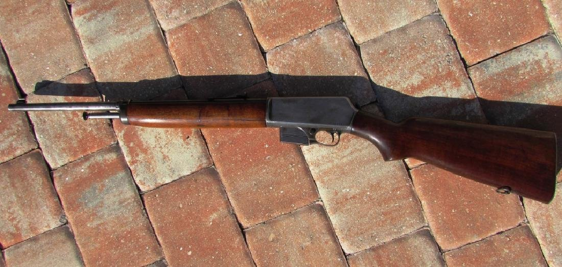 WINCHESTER MOD 1907 SL 351 CAL RIFLE LONG GUN USA