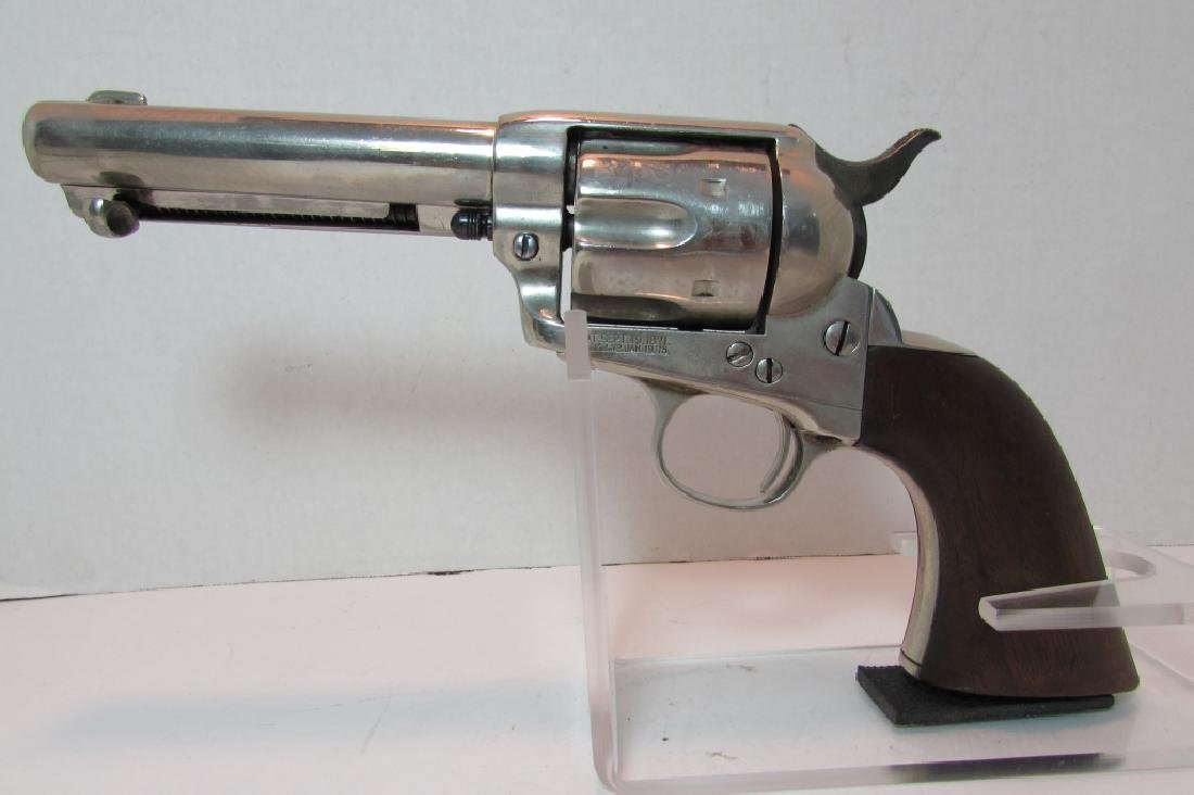 COLT SAA PEACEMAKER 1899 SINGLE ACTION ARMY 38-40