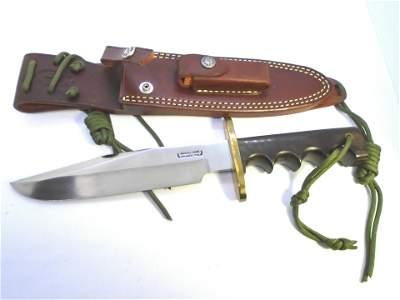 RANDALL #14 ATTACK KNIFE & SHEATH