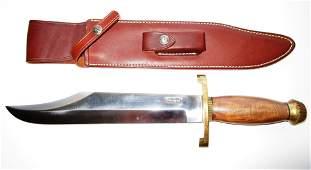 RANDALL MOD 12-11 CONFEDERATE BOWIE KNIFE_SHEATH