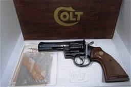 """COLT PYTHON 357 MAG REVOLVER HANDGUN 4"""""""