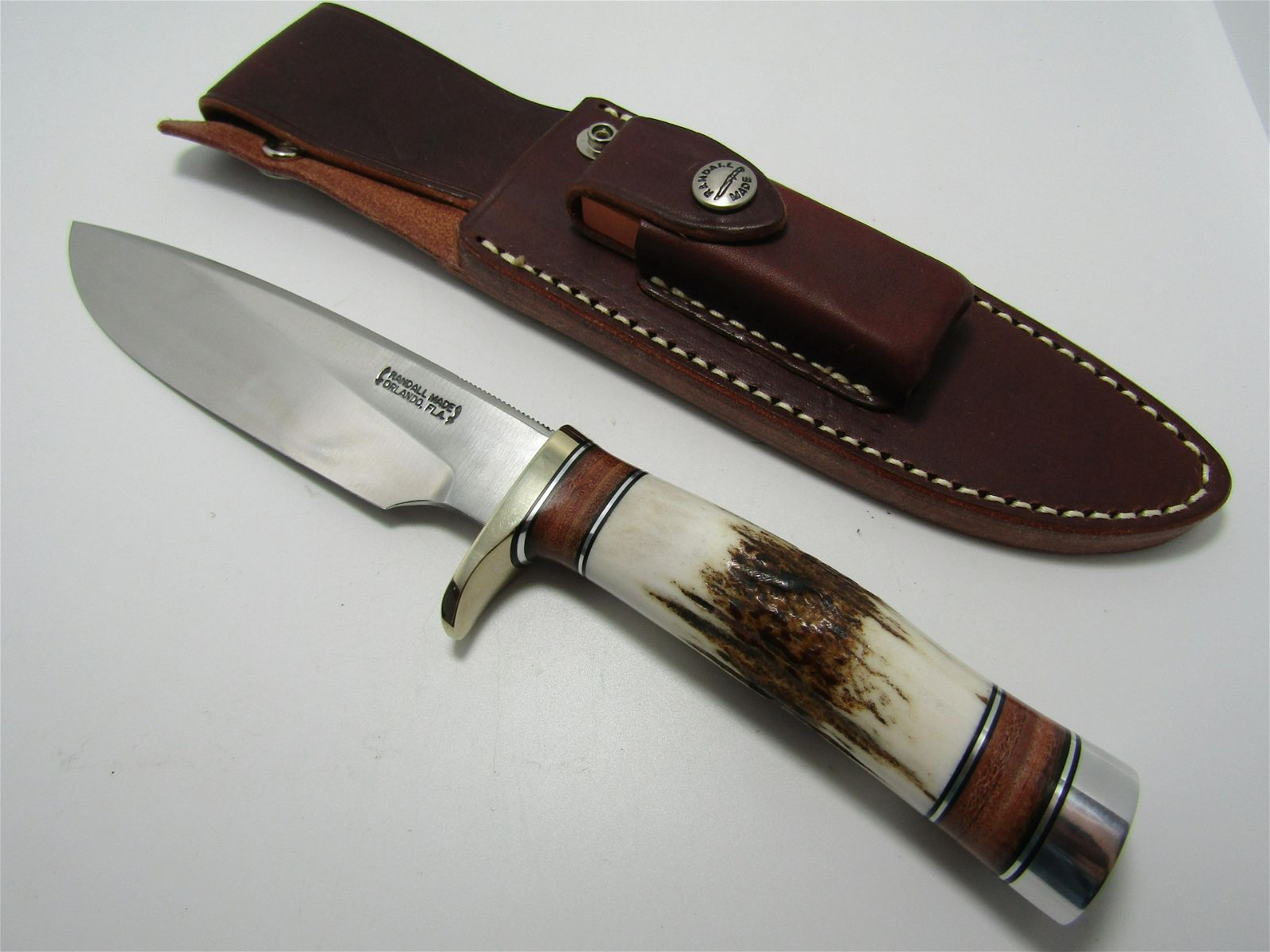 RANDALL KNIFE 25 - 6  STAG