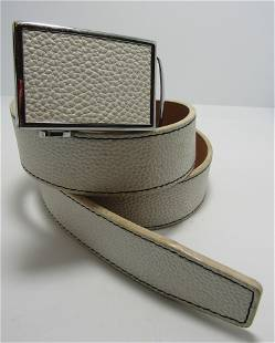 NEXBELT LEATHER THE BELT WITH NO HOLES BUCKLE