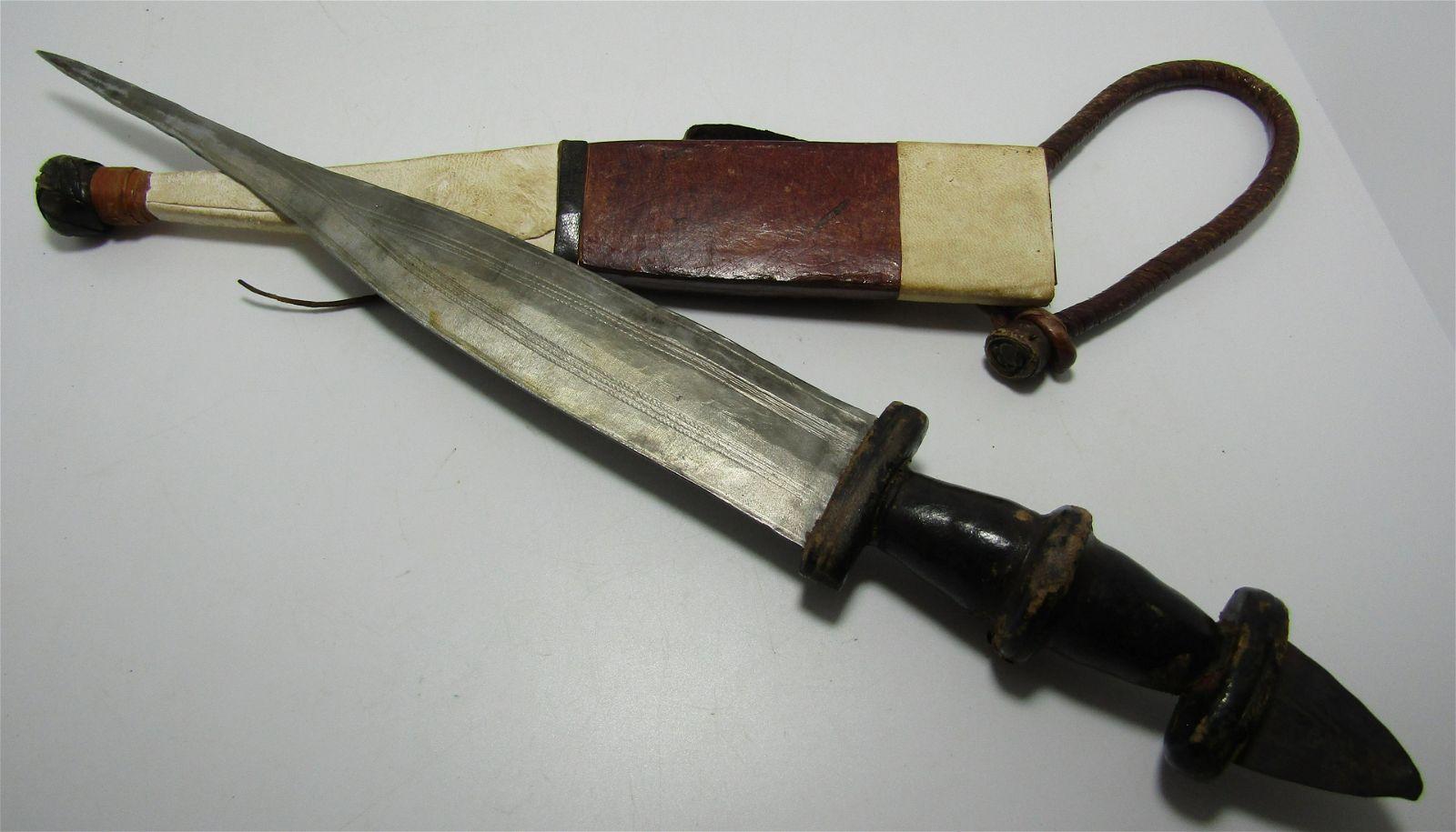 MIDDLE EAST ARAB DAGGER KNIFE