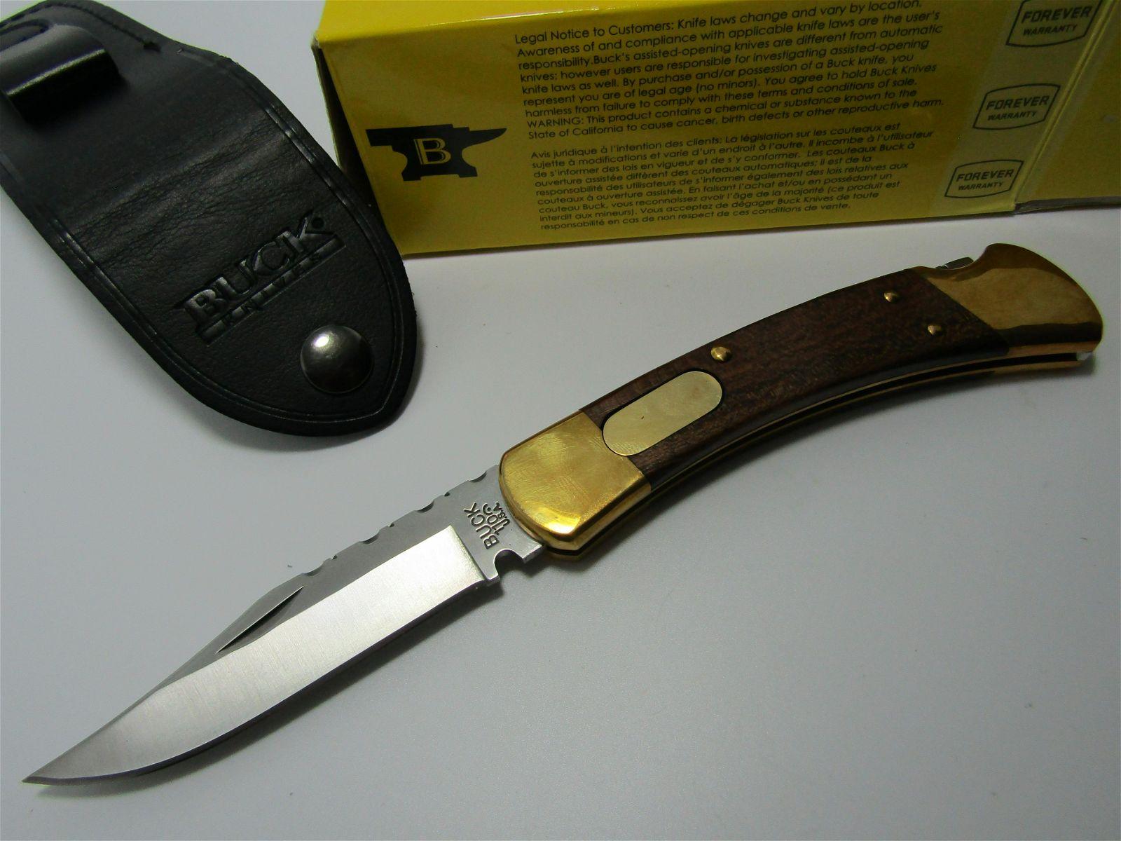BUCK SWITCHBLADE POCKET KNIFE