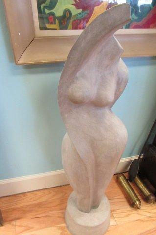 """Modern Sculpture of Venus de Milo, Stone, 41""""x10"""""""