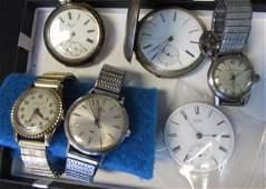 Pocket Watch  Wristwatch Pc