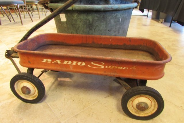 Radio Super Wagon