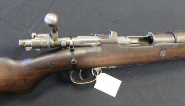 TC ASFA Ankara 1937 Turkish Mauser 8mm