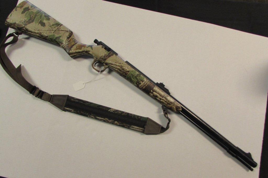 50 Cal Single Shot Knight Black Powder Rifle