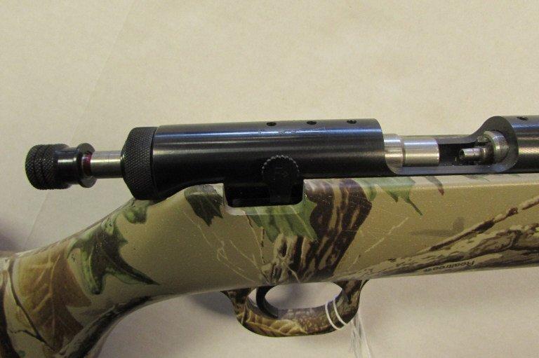 50 Cal Single Shot Knight Black Powder Rifle - 4