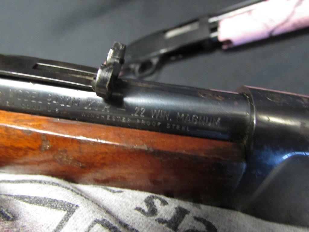 Winchester 22 Magnum Repeater 9422M XTR - 4