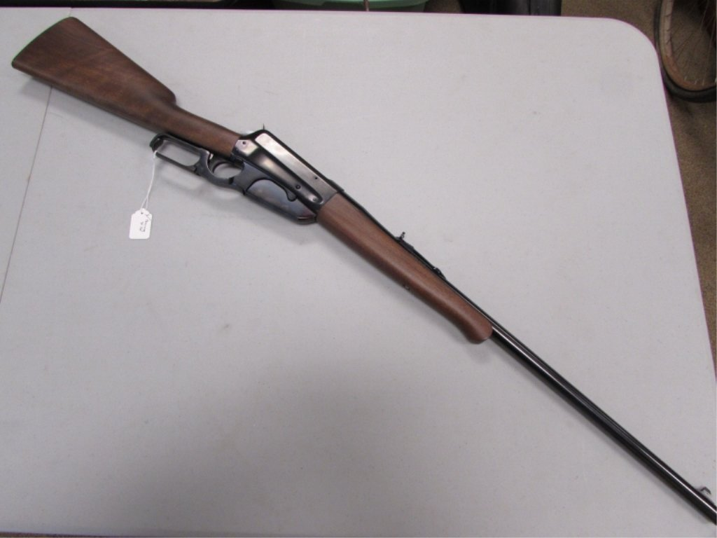 BROWNING 1895 .30-06 LEVER ACTION RIFLE - 3