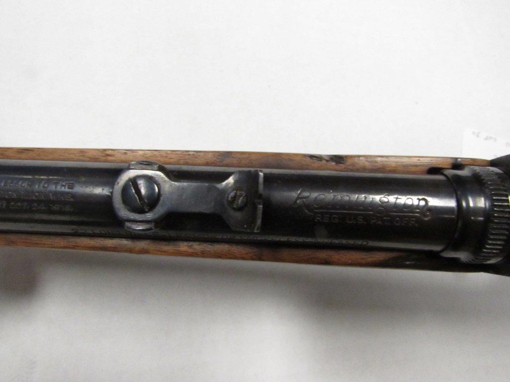 REMINGTON MODEL 24 (1916-1920) 22 LONG RIFLE. - 8