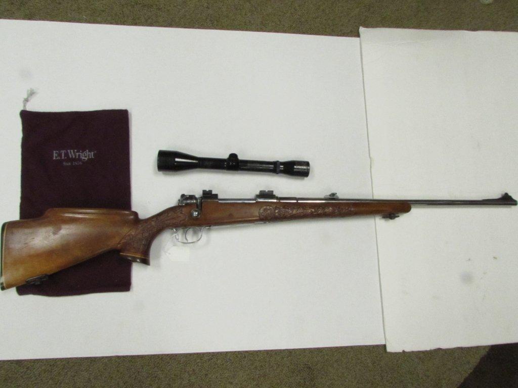 BELGIAN MAUSER MODELO 1935 CUSTOMIZED GUN STOCK