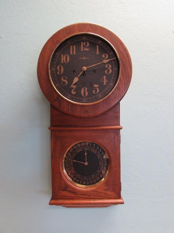 Dating howard miller clock