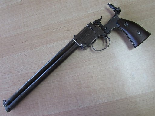 Marbles 22 44 410 Pistol Game Getter Mod 1908 Mar 22 2015 Imperial Auction In Fl