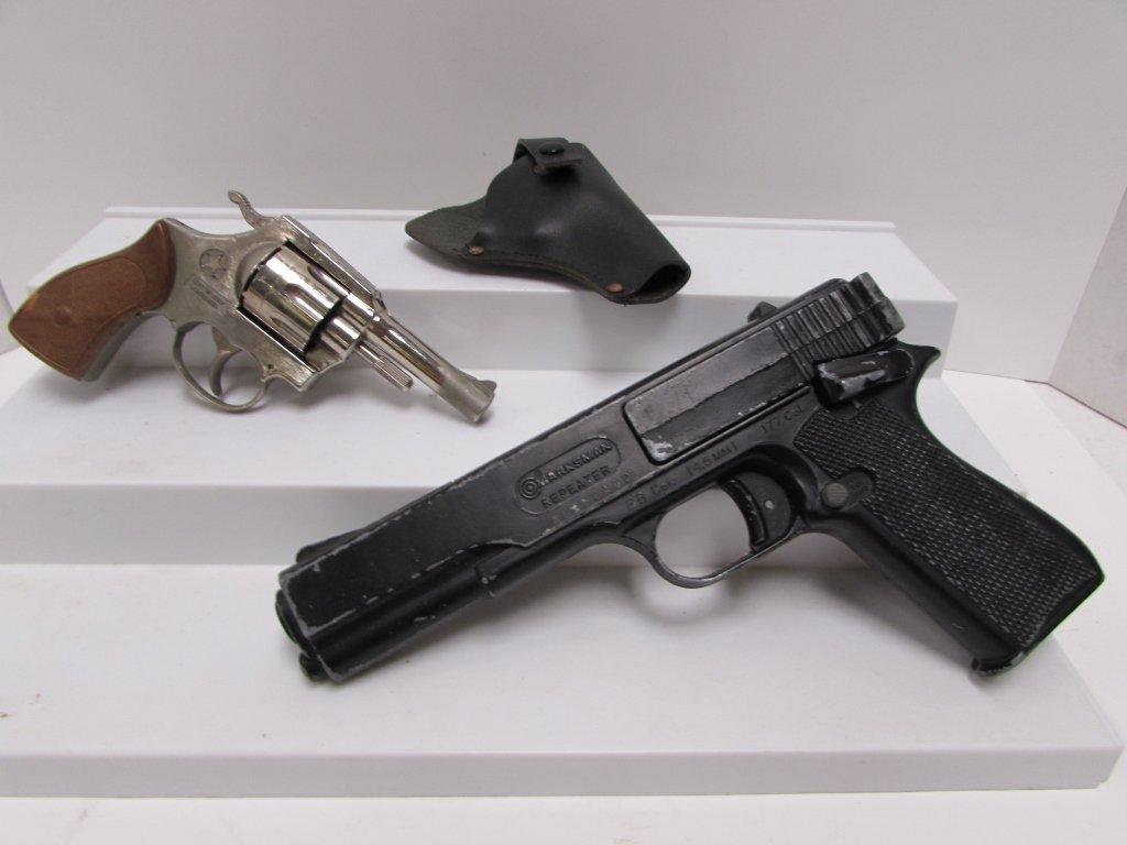 STARTER PISTOL BB GUN MARKSMAN ITALY USA