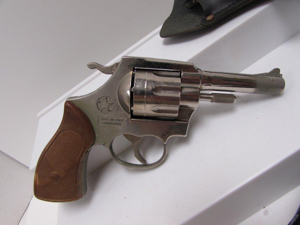 STARTER PISTOL BB GUN MARKSMAN ITALY USA - 3