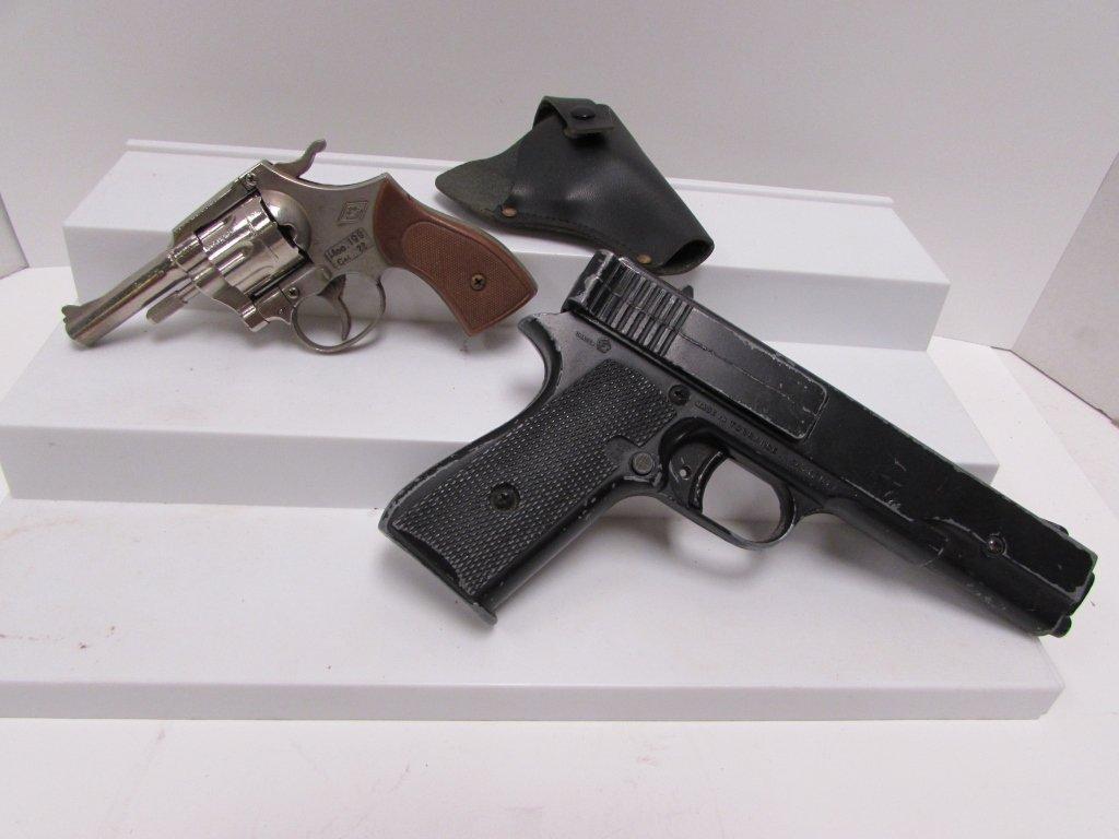 STARTER PISTOL BB GUN MARKSMAN ITALY USA - 5