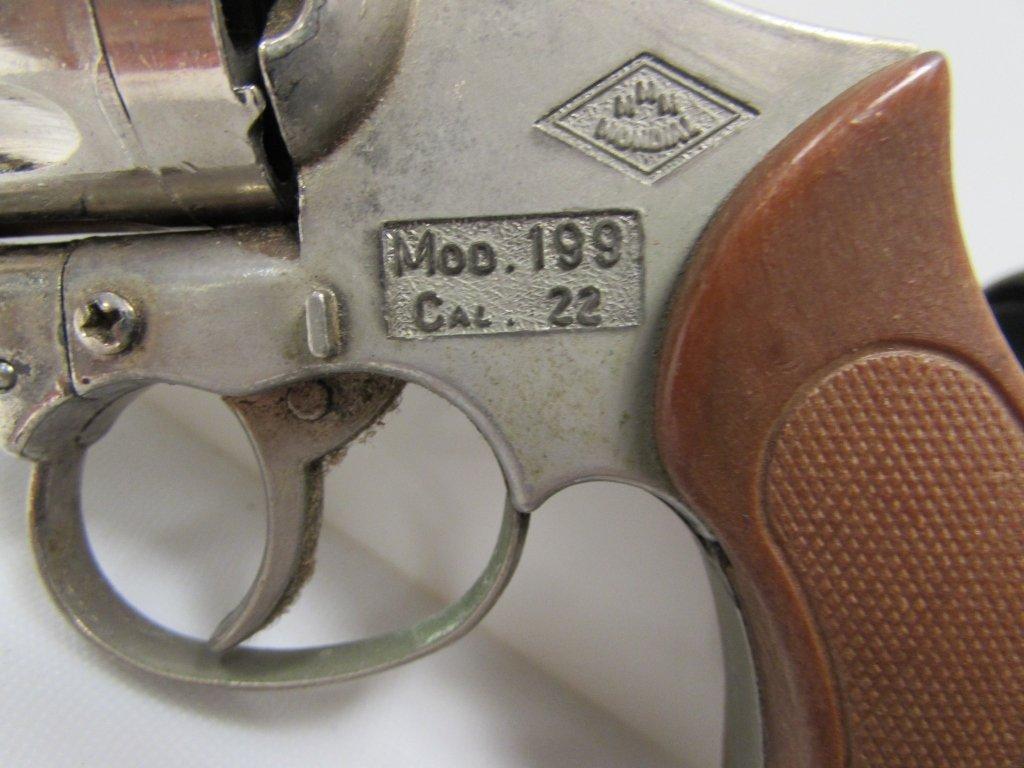 STARTER PISTOL BB GUN MARKSMAN ITALY USA - 6