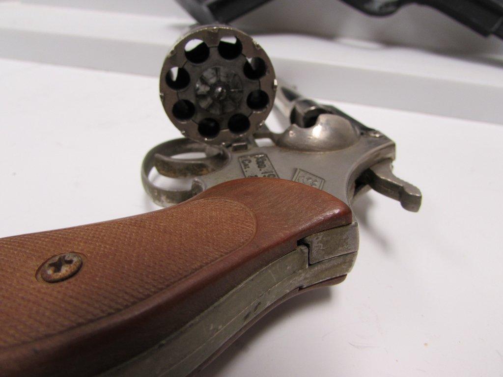 STARTER PISTOL BB GUN MARKSMAN ITALY USA - 8