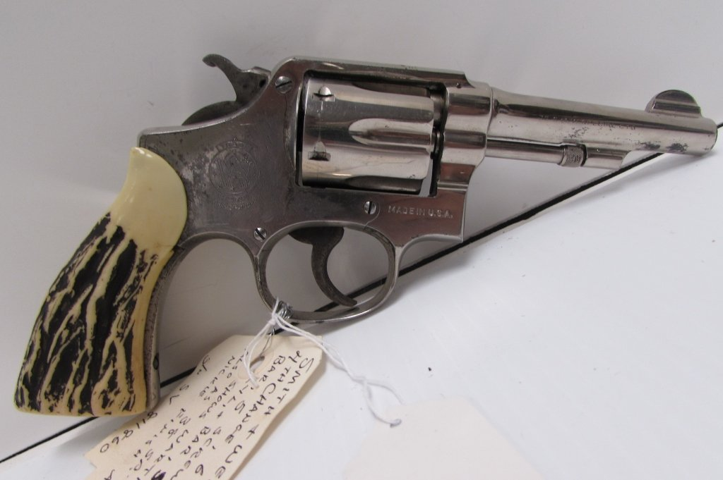 SMITH & WESSON 38 SPECIAL HANDGUN CTG REVOLVER