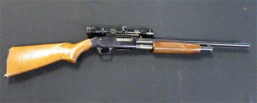 MOSSBERG 12 ga SHOTGUN 500AT TASCO SCOPE