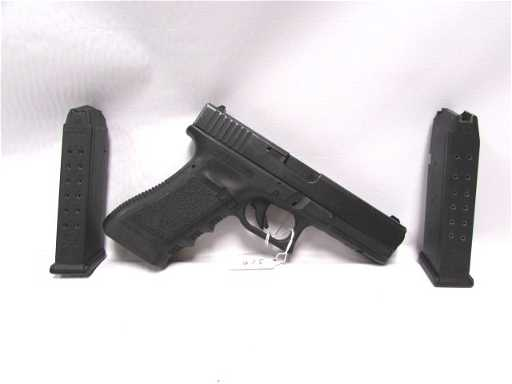 Glock 22 40 Cal Pistol Austria