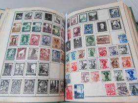 7400+ Stamps Of The World Superior Album Book