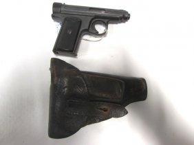 Jp Sauer & Sohn 7.65 Pistol Holster Suhl Handgun