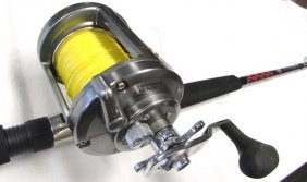 Shimano Tekota 800 Fishing Reel Penn Mariner Ii