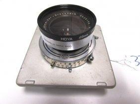Schneider Camera Lens 1:8/65 Prontor Super Angulon