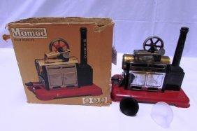 Mamod Steam Engine In Box Sp2 England Toy