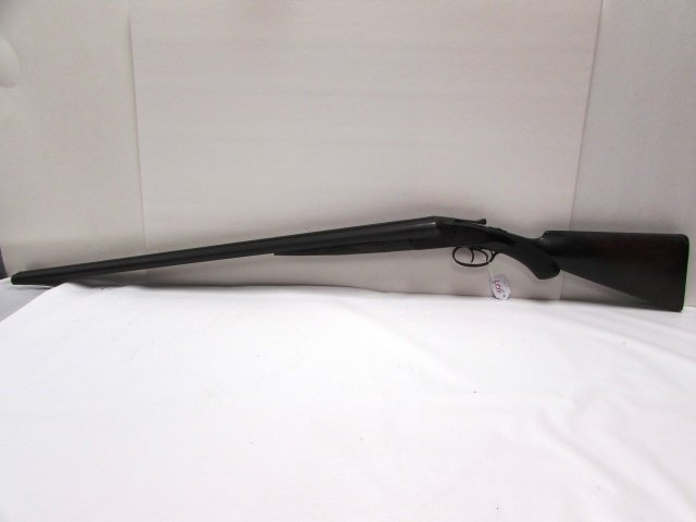 LEFEVER ARMS DOUBLE BARREL SHOTGUN 12g - 3