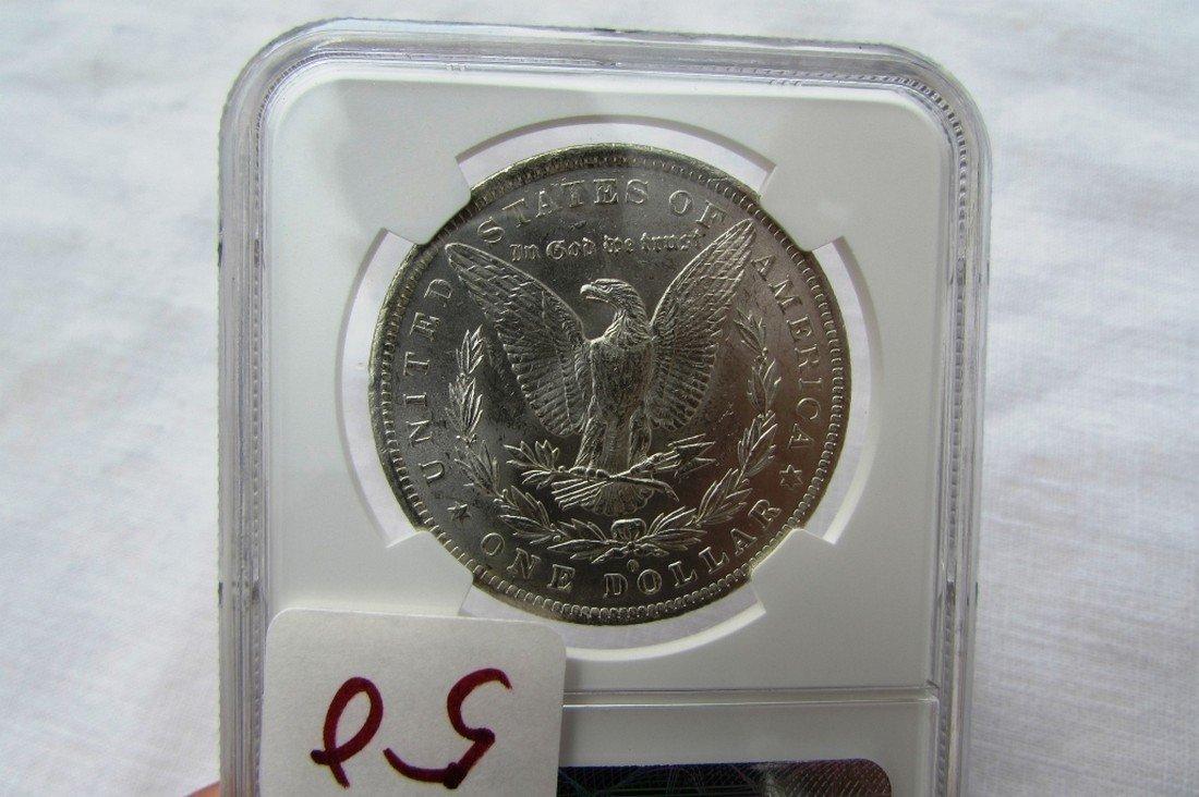 1884 O MORGAN SILVER DOLLAR MS63 NGC UNC $1 - 4